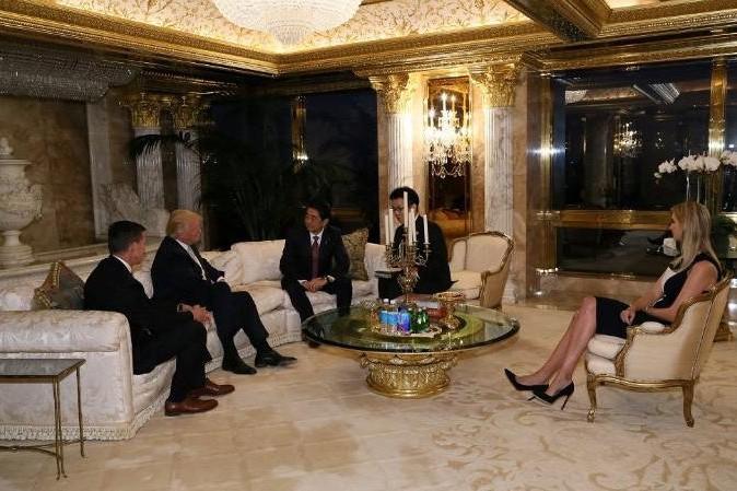 Il gioiello di Ivanka Trump