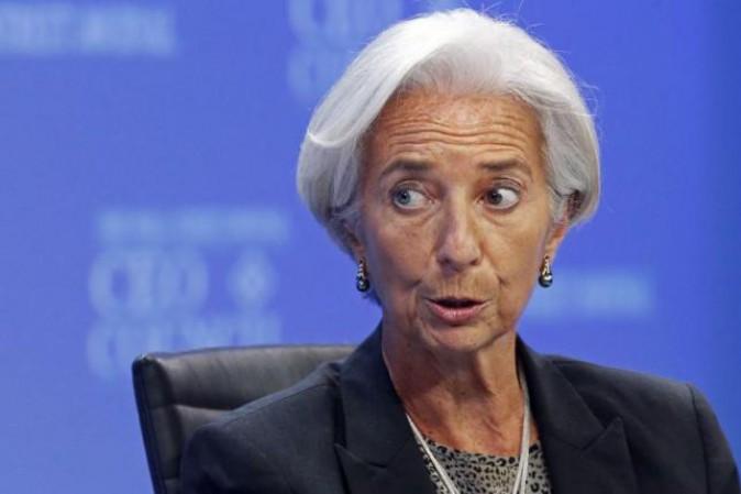 Christine Lagarde sulla sbarra degli imputati per il caso Tapie