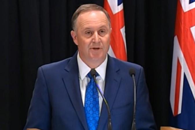 Le dimissioni a sorpresa del primo ministro neozelandese