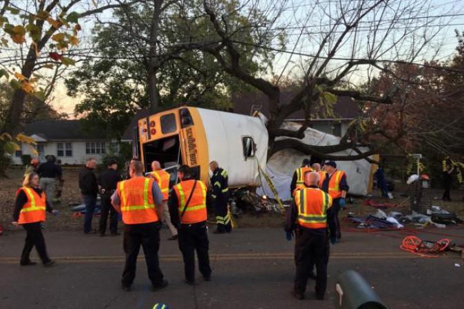 Usa, si ribalta scuolabus: morti almeno sei bambini