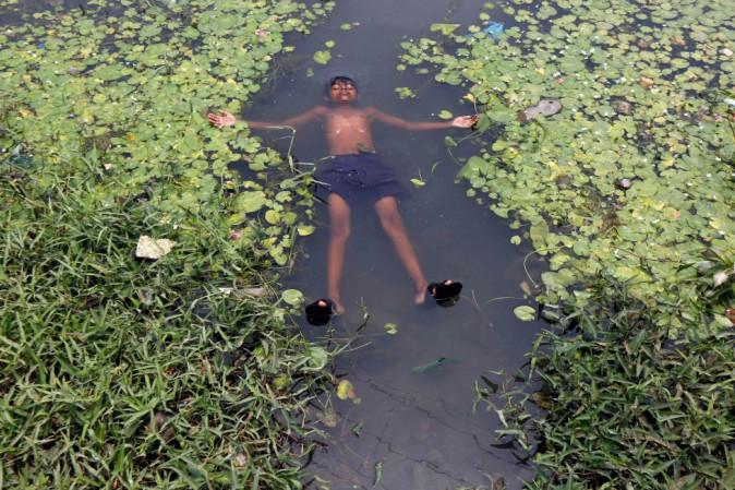 India, caldo record: picchi di 51 gradi