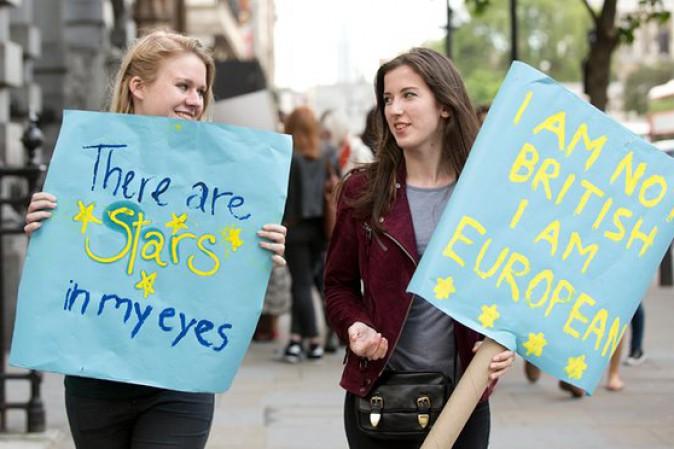 La Gran Bretagna verso l'uscita dall'UE