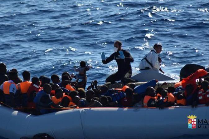 Migranti, record di sbarchi nel 2016