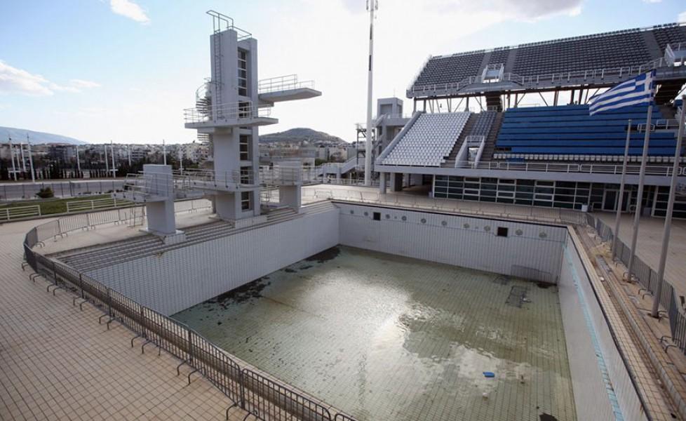 Come sono oggi i luoghi che hanno ospitato le olimpiadi in passato tpi - Piscina olimpiadi ...