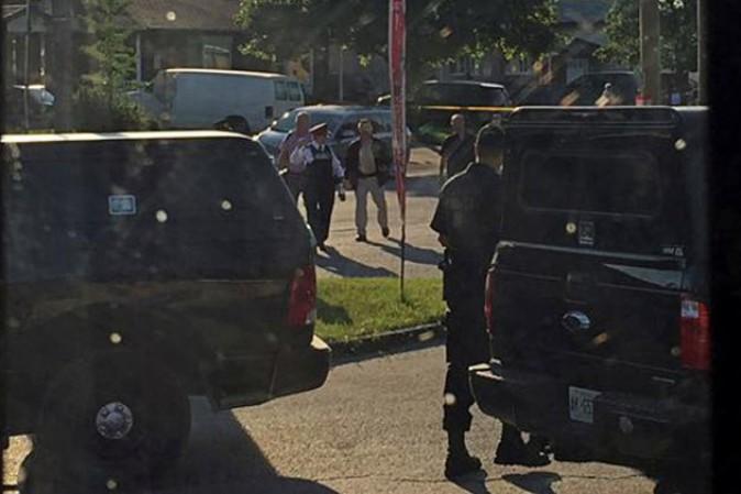Canada, polizia uccide sospetto terrorista: