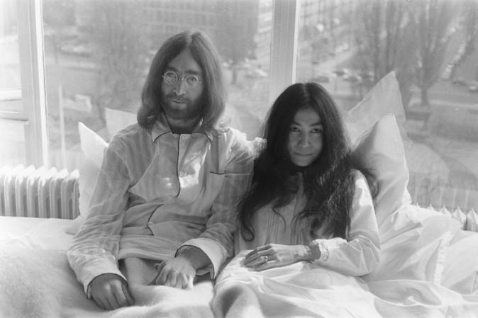 John Lennon e Yoko Ono: un film sulla loro storia