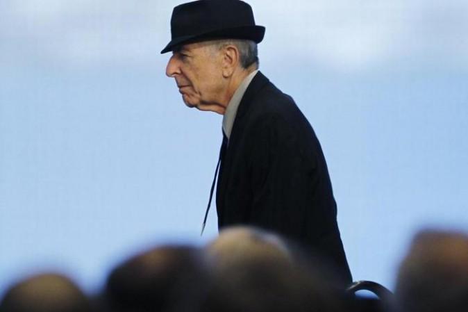 Leonard Cohen, il manager: una morte pacifica, se n'è andato nel sonno