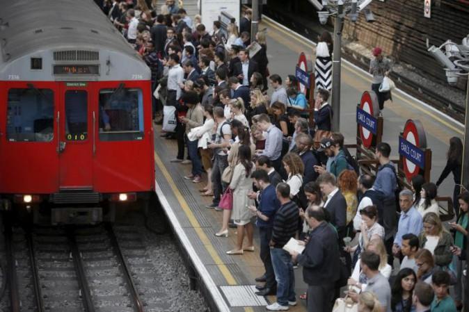 Londra, sciopero della metro Milioni di pendolari a piedi