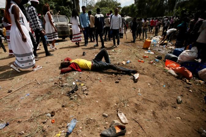 Etiopia: strage tra gli Oromi, decine di morti in calca