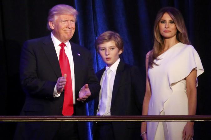 Melania Trump e il figlio Barron non si trasferiranno alla Casa Bianca