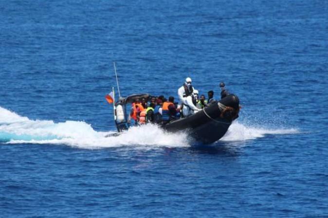 Circa 1000 migranti in arrivo in Sicilia e in Calabria