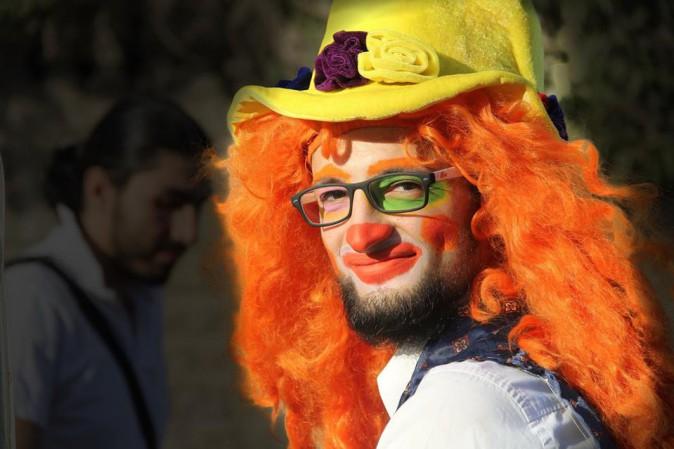 Siria: gli orfani di Aleppo perdono il loro clown