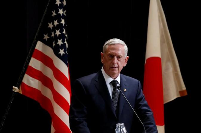 James Mattis presenzierà la riunione dei ministri della Difesa della Nato