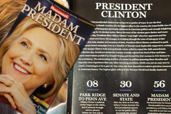 DONALD TRUMP   è il nuovo presidente USA! Battuta a sorpresa HILLARY CLINTON