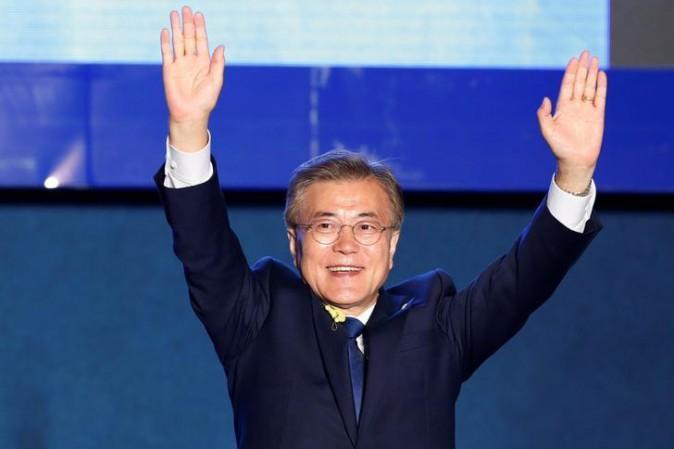 Corea Sud: presidenziali, Moon al 38% dopo spoglio oltre 10%