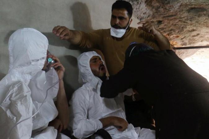Trump su attacco chimico in Siria: un affronto all'umanità