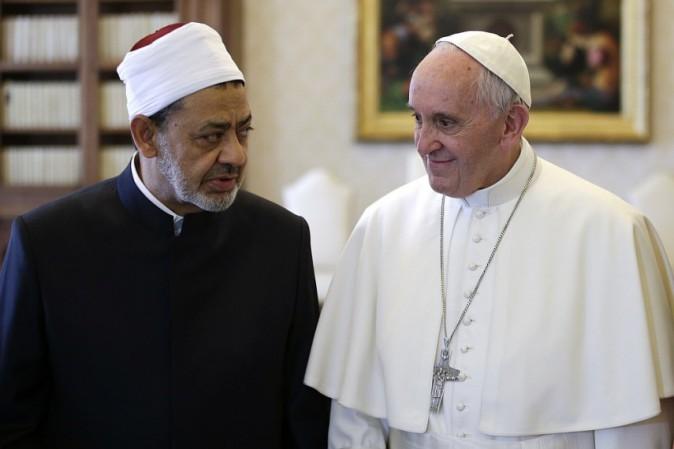 Il Papa in Egitto il 28 e 29 aprile