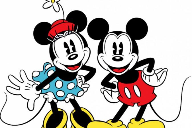 Perché pippo e topolino indossano sempre un paio di guanti