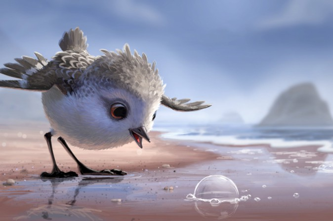 Piper: Disney Pixar invita a superare..