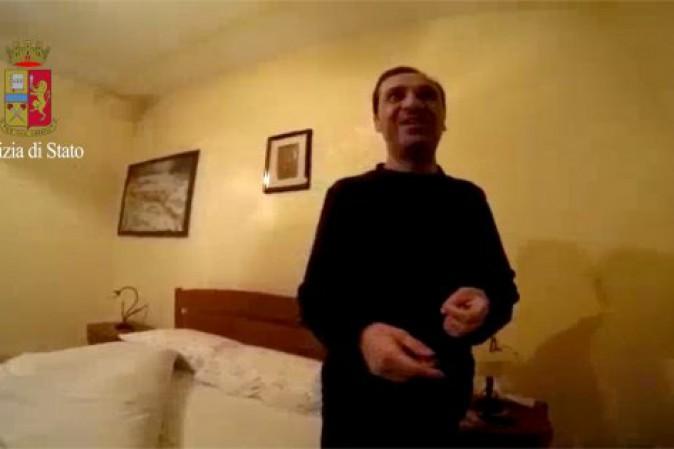 La polizia ha arrestato a Rosarno il boss nella 'ndrangheta Marcello Pesce
