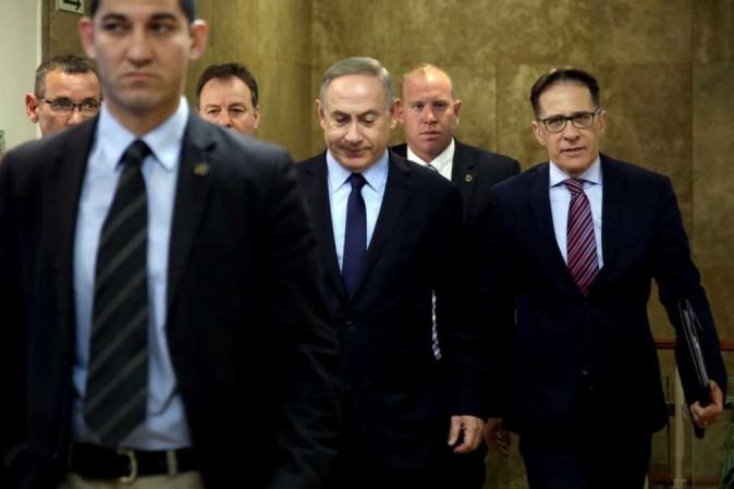 La polizia ha interrogato il premier israeliano Benjamin Netanyahu