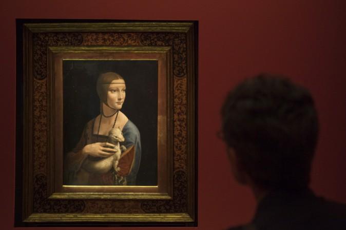 Stato polacco compra la 'Dama con l'ermellino' di Leonardo