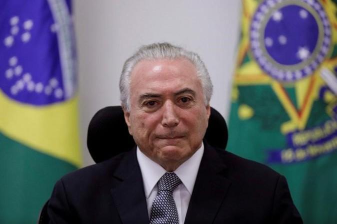 Brasile: bufera sul presidente Temer, accusato di corruzione