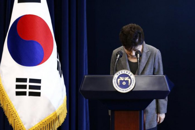 La presidente della Corea del Sud è pronta a dimettersi