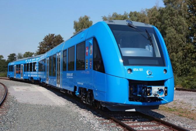 In Germania arriva il primo treno alimentato soltanto a idrogeno