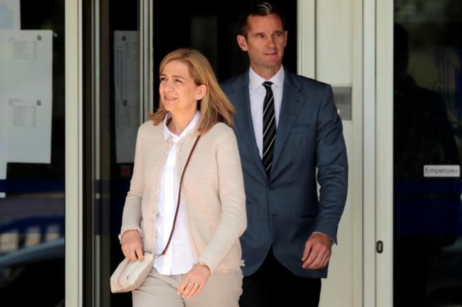 Infanta Cristina assolta, 6 anni di carcere al marito