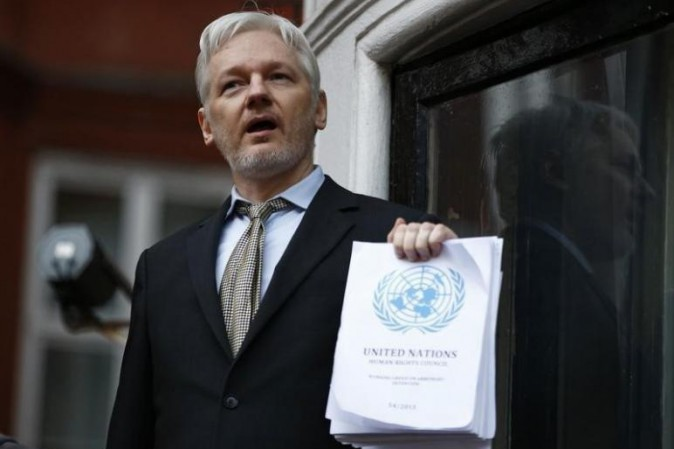 Svezia: ritirate le accuse contro Julian Assange