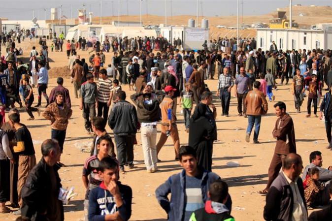 Mosul: cibo avvelenato al campo profughi