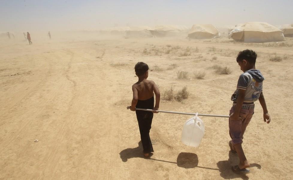 Vita ai confini tpi - Portano acqua ai fiumi ...