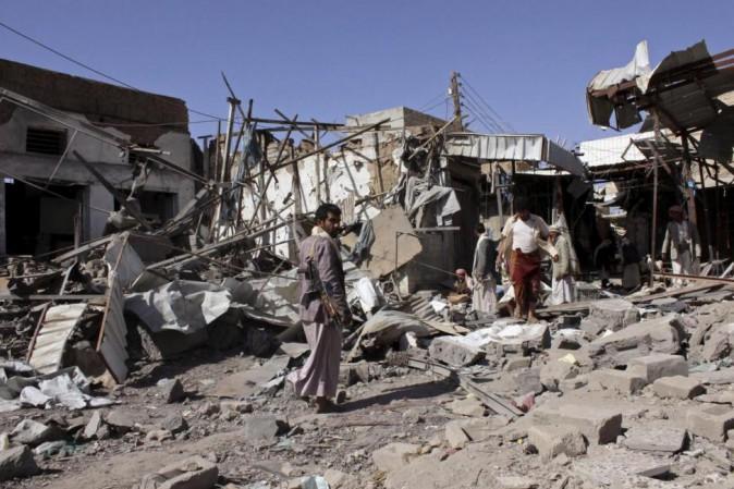 Nello Yemen bombardato un ospedale di Medici senza frontiere