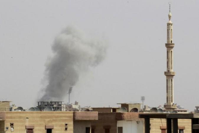 Siria, 35 uccisi in raid Coalizione