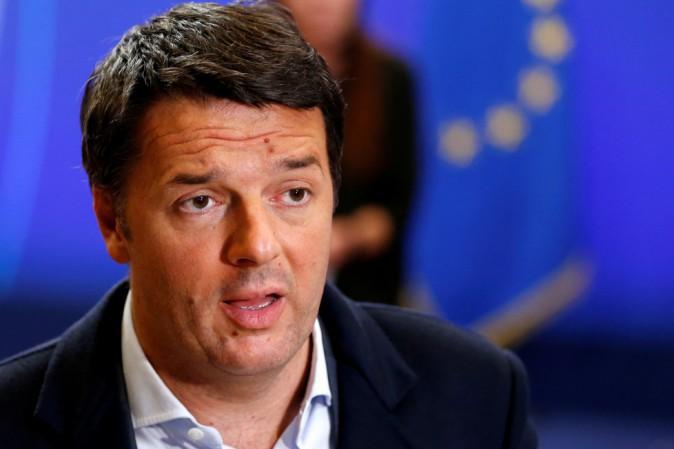 Emergenza migranti, Renzi