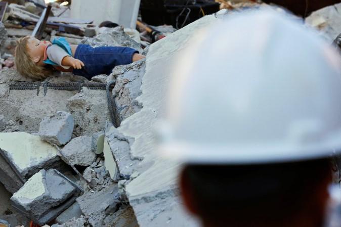 Apocalisse nel Rietino, terremoto nella notte: 14 i morti