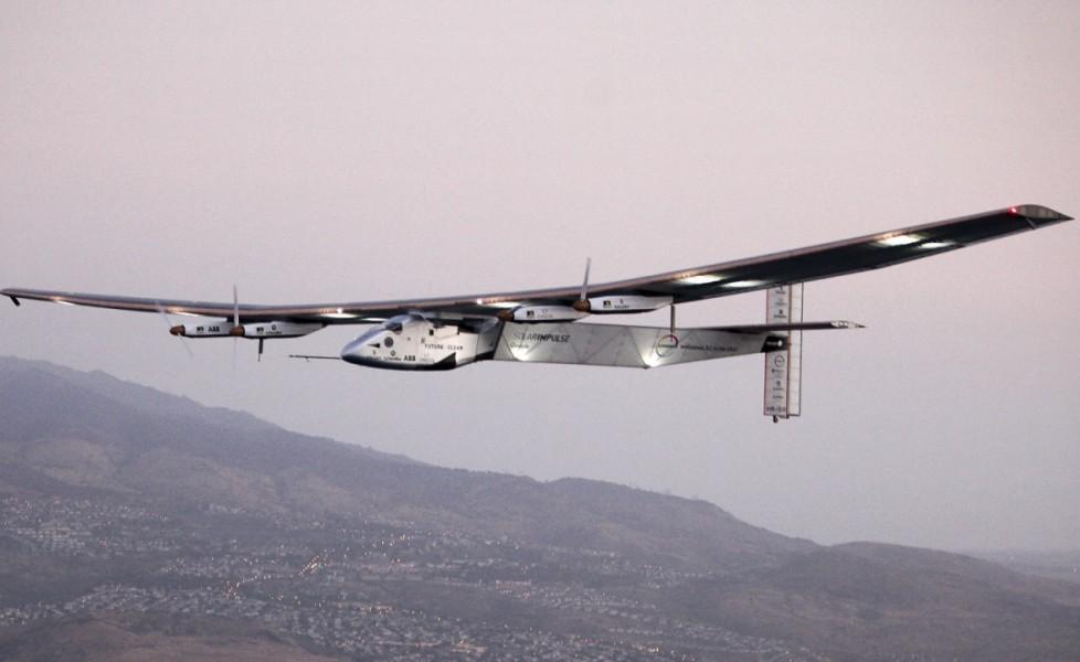 Solar Impulse 2 è arrivato a San Francisco