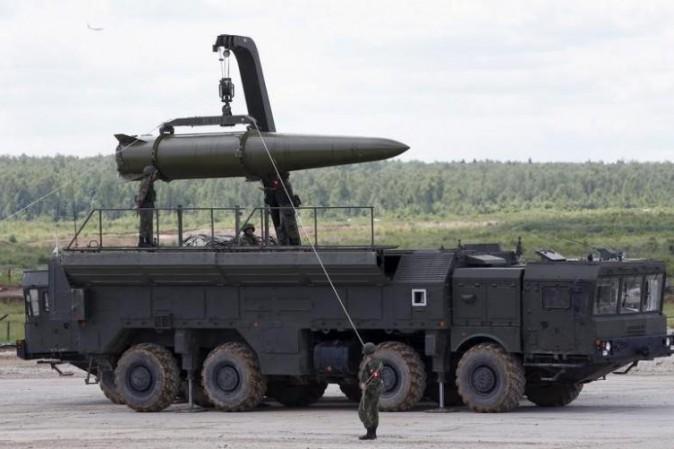 Siria: missili russi lanciati contro zona Palmira