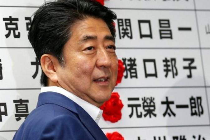 Il Giappone al voto per rinnovare la camera alta