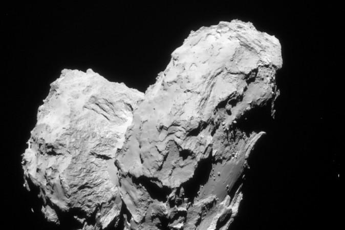 Rosetta ha toccato la cometa, spenta per sempre