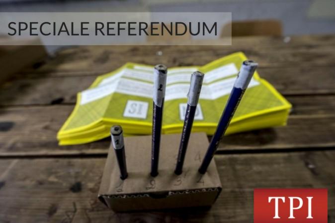 Guida al referendum costituzionale, come e quando si vota