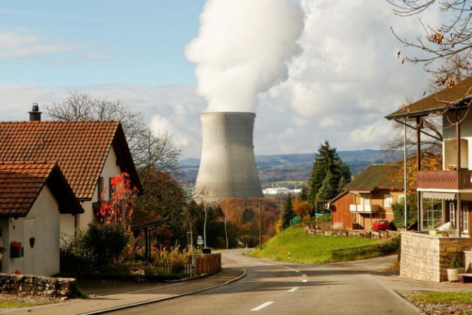 La Svizzera boccia il referendum sullo stop alle centrali nucleari