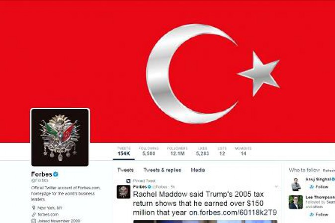 È in corso un ampio attacco hacker su Twitter
