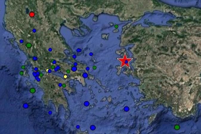 Turchia: terremoto 6.2 costa Egea, avvertito a Istanbul