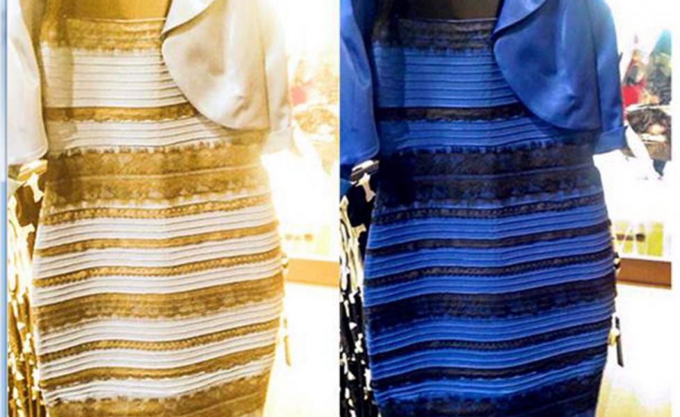 Blu e nere o bianche e oro? Le infradito che illudono come ...