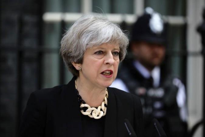 Elezioni UK, Theresa May: il Paese ora ha bisogno di stabilità