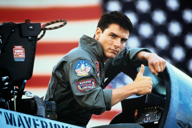 TOP GUN: Tom Cruise conferma il sequel!