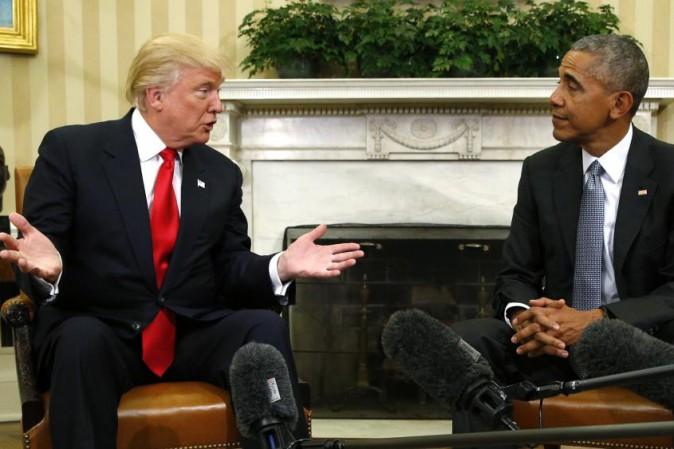 Trump accusa Obama di intercettazioni: il Congresso indaghi