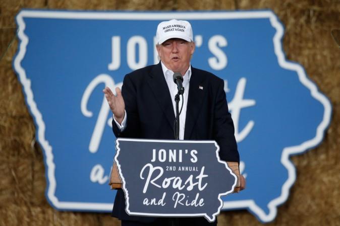 Sondaggio: Hillary perde consensi, Trump si avvicina